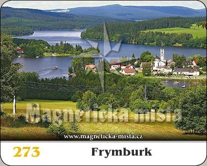Magnetka - Frymburk