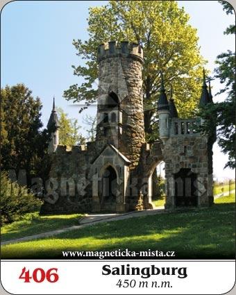 Magnetka - Salingburg