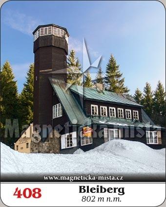 Magnetka - Bleiberg