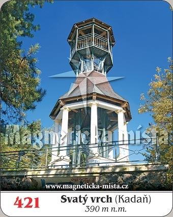 Magnetka - Svatý vrch Kadaň