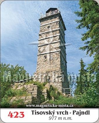 Magnetka - Tisovský vrch - Pajndl