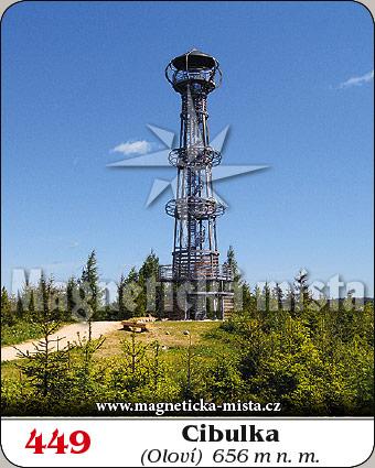 Magnetka - Cibulka
