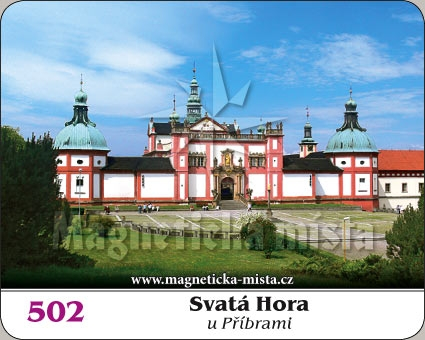 Magnetka - Svatá Hora
