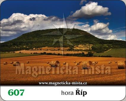 Magnetka - Hora Říp