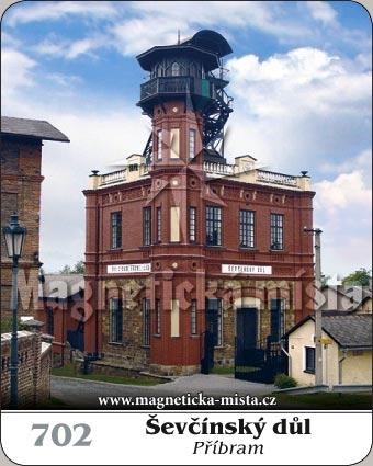 Magnetka - Ševčínský důl