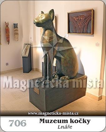 Magnetka - Muzeum Kočky (Lnáře)