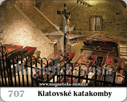 Magnetka - Klatovské katakomby