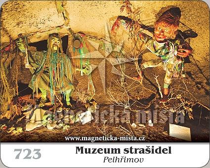 Magnetka - Muzeum strašidel