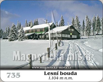 Magnetka - Lesní bouda