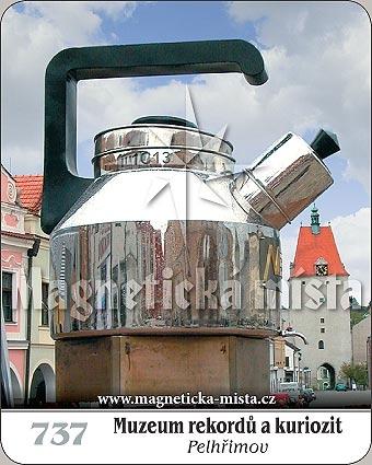 Magnetka - Muzeum rekordů a kuriozit