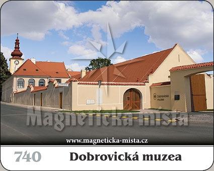 Magnetka - Dobrovická muzea