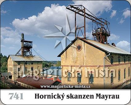Magnetka - Hornický skanzen Mayrau