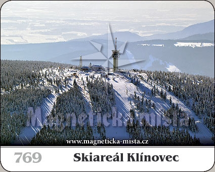 Magnetka - Skiareál Klínovec