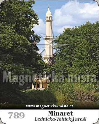 Magnetka - Minaret