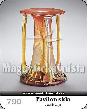 Magnetka - Pavilon skla (Klatovy)