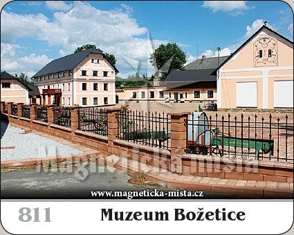 Magnetka - Muzeum Božetice