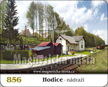 Magnetka - Hodice