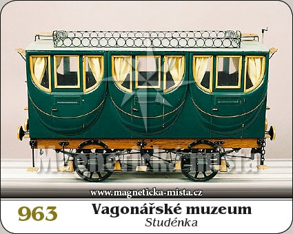 Magnetka - Vagonářské muzeum