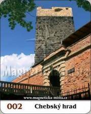Magnetky: Chebský hrad