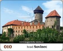 Magnetky: Hrad Sovinec