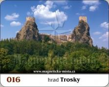 Magnetky: Hrad Trosky
