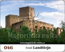 Magnetky: Hrad Landštejn