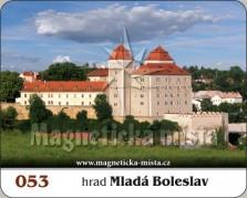 Magnetky: Hrad Mladá Boleslav