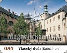Magnetky: Vlašský dvůr (Kutná Hora)