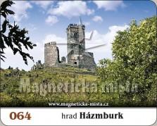 Magnetky: Hrad Hazmburk