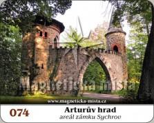 Magnetky: Arturův hrad
