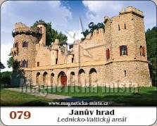 Magnetky: Janův hrad
