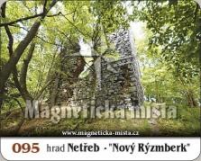Magnetky: Hrad Netřeb - 'Nový Rýzmberk'