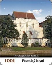 Magnetky: Písecký hrad