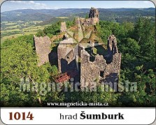 Magnetky: hrad Šumburk