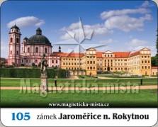 Magnetky: Zámek Jaroměřice nad Rokytnou