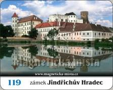 Magnetky: Zámek Jindřichův Hradec