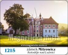 Magnetky: Zámek Mitrowicz