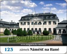 Magnetky: Zámek Náměšť na Hané
