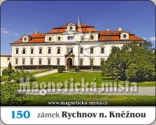 Magnetky: Zámek Rychnov nad Kněžnou