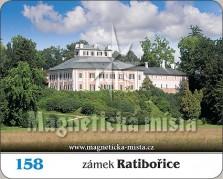 Magnetky: Zámek Ratibořice