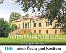 Magnetky: Zámek Čechy pod Kosířem