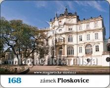 Magnetky: Zámek Ploskovice
