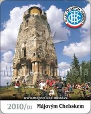 Magnetky: Májovým Chebskem 2010