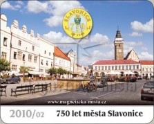 Magnetky: 750 let města Slavonice