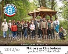 Májovým Chebskem 2012