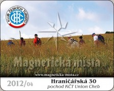 Hraničářská 30 2012
