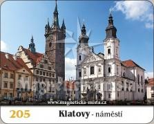 Magnetky: Klatovy