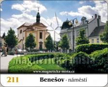 Magnetky: Benešov