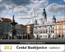 Magnetky: České Budějovice