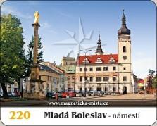 Magnetky: Mladá Boleslav